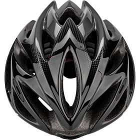 Rudy Project Rush Fietshelm, black/titanium shiny
